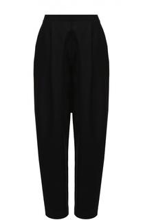 Шерстяные брюки с защипами Acne Studios