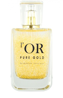 Парфюмерная вода LOr Pure Gold Medical Beauty Research