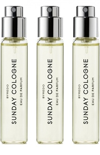 Набор Sunday Cologne Byredo
