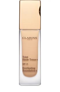Устойчивый тональный крем Teint Haute Tenue+ Clarins