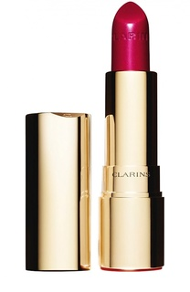 Помада-блеск Joli Rouge Brillant, оттенок 27 Clarins