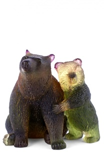 "Статуэтка ""Медведица с медвежонком"" Daum"