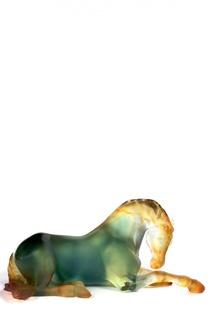 """Скульптура """"Лошадь отдыхающая"""" Daum"""