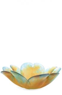 """Ваза для фруктов """"Орхидея"""" Daum"""