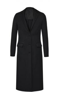 Пальто прямого кроя с узкими лацканами Acne Studios