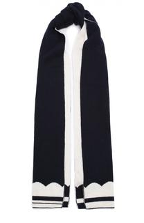 Вязаный шарф Giorgio Armani
