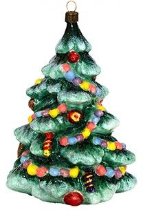 """Елочная игрушка """"Карнавальная елка"""" Atlas Art"""
