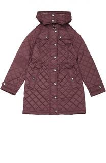 Купить детские одежда для девочек Burberry в интернет-магазине ... 19d37bff335