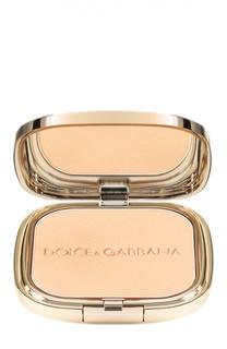 Пудра с эффектом сияния 3 Eva Dolce & Gabbana