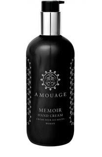Крем для рук Memoir Amouage