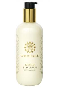 Молочко для тела Gold Amouage