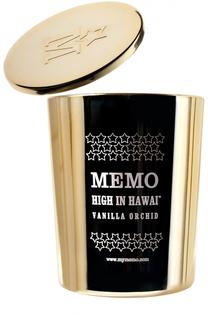 Свеча парфюмированная High In Hawai Memo