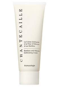 Отшелушивающий крем для лица с гибискусом и бамбуком Hibiscus and Bamboo Exfoliating Cream Chantecaille