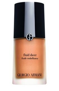 Fluid Sheer флюид для сияния кожи оттенок 10 Giorgio Armani