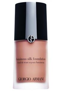 Luminous Silk тональный крем оттенок 4.75 Giorgio Armani