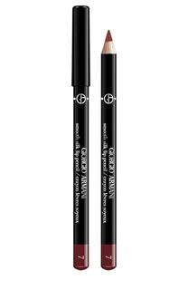 Smooth Silk Lip Pencil мягкий карандаш для губ 7 Giorgio Armani