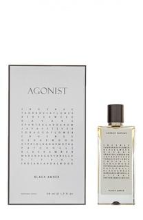 Парфюмерная вода-спрей Black Amber Agonist