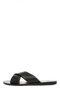 Кожаные шлепанцы Thais Ancient Greek Sandals