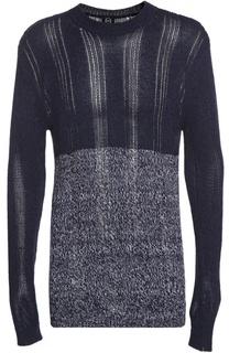 Вязаный пуловер MCQ