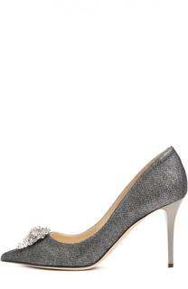 Туфли Mamey с кристаллами Swarovski Jimmy Choo