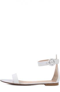 Кожаные сандалии Portofino Gianvito Rossi