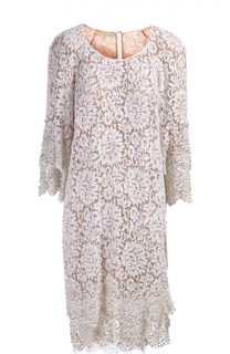 Платье с поясом Michael Kors
