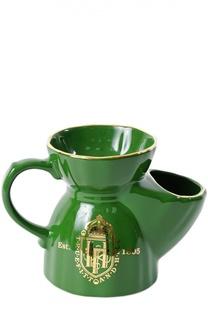 Кружка для бритья зеленая (фарфор) Truefitt&Hill Truefitt&Hill