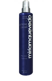 Фиксирующий спрей для волос с экстрактом черной икры Miriamquevedo