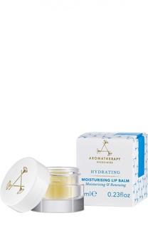 Увлажняющий питательный бальзам для губ с эффектом объема Moisturising Lip Balm Aromatherapy Associates