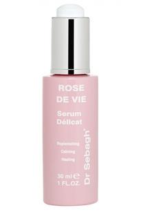 Сыворотка с симкальмином и дельта-токоферолом Rose de Vie Serum Delicat Dr.Sebagh