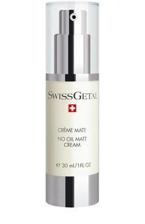 Матирующий крем без масляной основы Swissgetal
