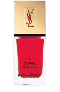 La Laque Couture Лак для ногтей №4 YSL
