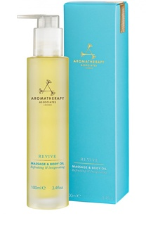 Тонизирующее масло для тела Revive Revive Massage & Body Oil Aromatherapy Associates