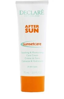 Увлажняющий успокаивающий крем после загара Soothing & Moisturizing Care Cream Declare
