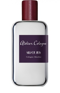 Парфюмерная вода Silver Iris Atelier Cologne