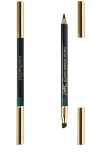 Crayon Yeux Карандаш для глаз №5 Deepest Green YSL