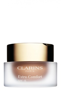 Питательный тональный крем для сухой кожи SPF15 Extra-Comfort SPF15 107 Clarins