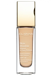 Увлажняющий тональный крем Skin Illusion SPF10, 103 Clarins
