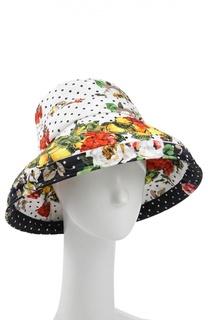 Шляпа с ярким принтом Dolce & Gabbana