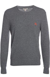 Вязаный пуловер Burberry Brit