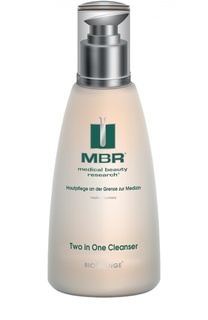 Очищающее молочко Biochange Two In One Cleanser Medical Beauty Research