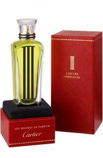 Парфюмерная вода Les Heures De Parfum l`Heure Vertueuse Cartier
