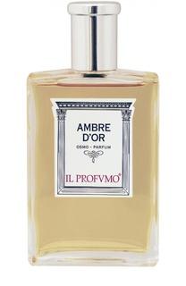 Парфюмерная вода Ambre DOr Il Profvmo