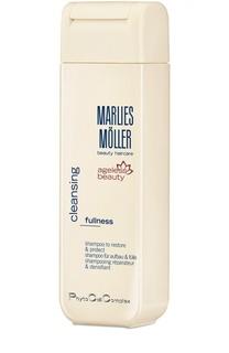 Шампунь для восстановления и защиты волос Marlies Moller