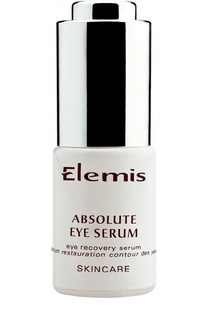 Сыворотка для век Absolute Eye Serum Elemis