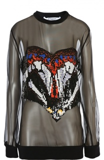 Вязаный пуловер Givenchy