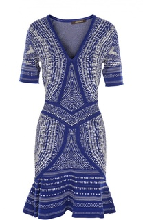 Вязаное платье Roberto Cavalli