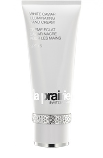 Крем для рук White Caviar Illuminating Hand Cream SPF 15 La Prairie