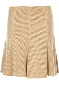 Замшевая юбка Ralph Lauren