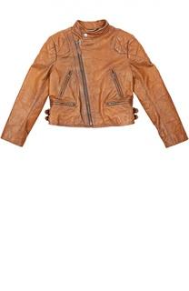 Куртка кожаная Polo Ralph Lauren